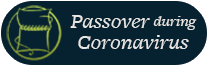 Passover during COVID-19
